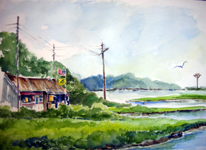 Patcong Vista by Kathy Arleth