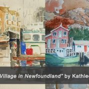 New works from Kathy Arleth!