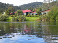 The Wilderness Lodge is a highlight of our NZ biking holidays - Great Bike Tours