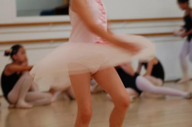 Ballet Booty Barre: twirling like a ballerina?