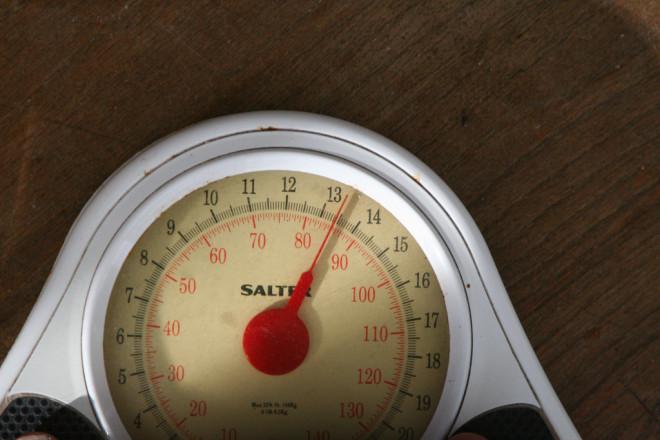Harris Benedict method - are you eating enough? C: Flickr Puuikibeach