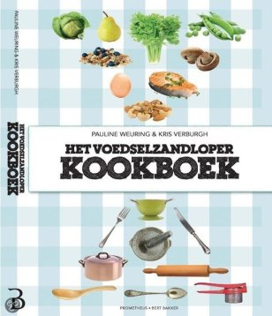 Het Voedselzandloperkookboek | Kris Verburgh
