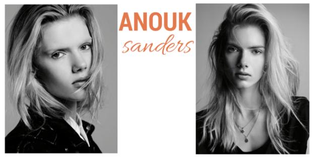 model interview: anouk sanders (paparazzi model management)