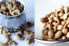 DIY: Home Made Banana Cashew Nut Milk with a Dash of Cinnamon