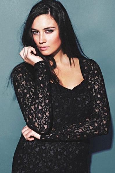Jana Voyvodich  - plus size model at Hughes Models, Le Management  Euromodel - by Michel Zoeter