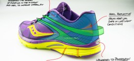 Sneak peek at the colorful Kinvara 4 women's natural running shoe