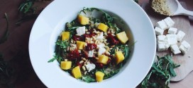 The Fresh Mango Quinoa Salad | Great Body & Skin
