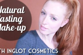 Natural Casting Make-up Tutorial for Models | Inglot Cosmetics