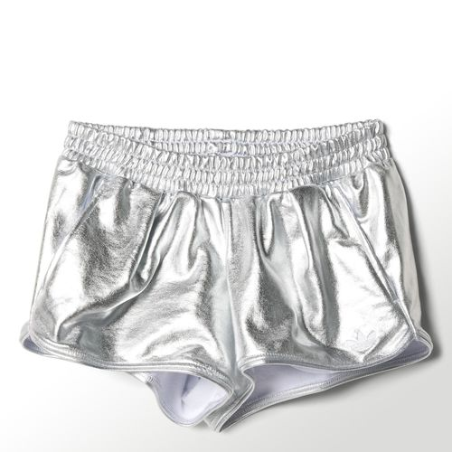 adidas originals london highlight short silver