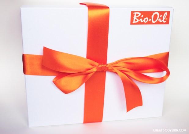 Bio-Oil gift package for pregnant women