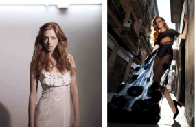 Angela Rosita Willemse fashion model De Boekers Talents No Toys