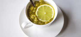 Natural cure to treat sore throat with ginger, cardamom, lemon and honey