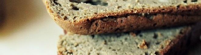 Gluten & Sugar Free, Spicy Cinnamon Zucchini Bread