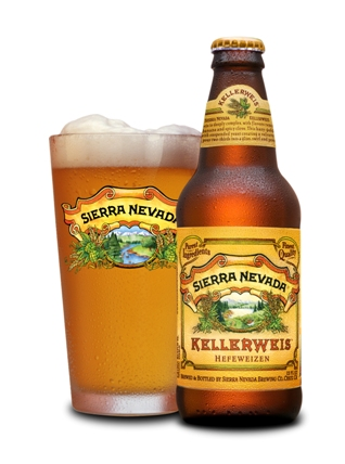 Sierra Nevada Kellerweis Hefeweizen Thanksgiving Beer