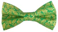 Christmas Bow Ties 100% Cotton - Various Designs   THE ...