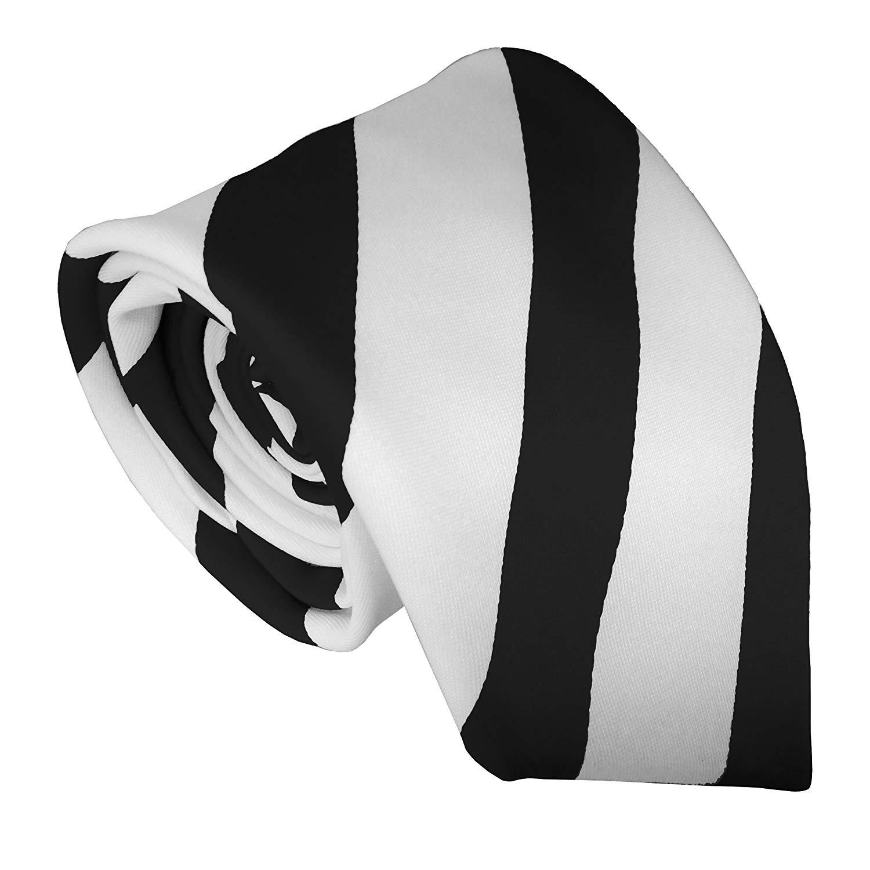 1cd16771c08f Football Team Colours Striped Mens Ties - Great British Tie Club