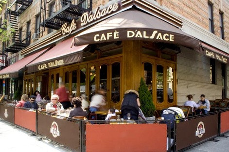 Philippe Roussel  Cafe DAlsace  Great Chefs