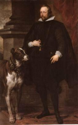 Van Dyck, Duke Wolfgang v. Neuburg, 1629