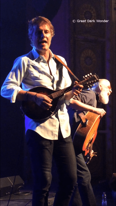 Jim Cuddy & Greg Keelor, Blue Rodeo, Brantford, 9/23/2016