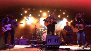 Blackie and the Rodeo Kings, Jackson-Triggs, Niagara-on-the-Lake, ON, 25 August 2017