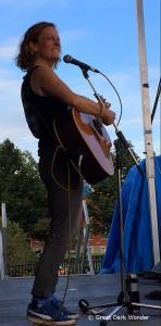 Sarah Harmer, Festival Folk sur le Canal, Montréal, Québec, 17 June 2017