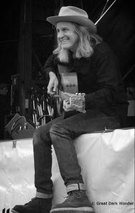 Steve Poltz, Festival Folk sur le Canal, Montréal, Québec, 16 June 2017