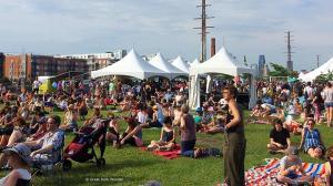 Festival Folk sur le Canal, Montréal, Québec, 16-17 June 2017