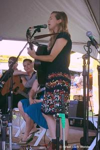 Dana Sipos, Home County Festival, London, ON, 15 July 2017