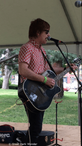 Ron Hawkins, Home County Festival, 16 July 2017