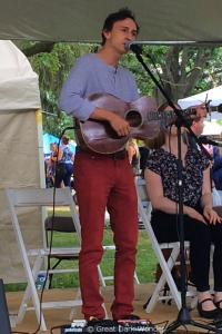 Dylan Menzie, Home County Festival, 16 July 2017