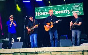 Mike Stevens, 21 July 2018, Home County Music and Art Festival, London, ON
