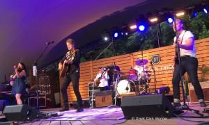 Jim Cuddy Band, Jackson-Triggs, Niagara on the Lake, ON, 3 July 2016