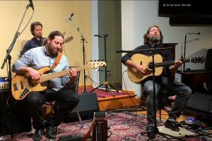 Le Vent du Nord, 18 November 2017, Susquehanna Folk Music Society, York, PA