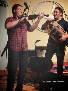 Le Vent du Nord, 18 November 2017, Susquehanna Folk Music Society, York, PA