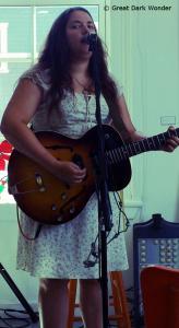 Abigail Lapell, Sawdust City Music Festival 2017, Gravenhurst, ON