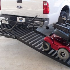 Power Chair Car Carrier Where Can You Buy Blue Bay Rum Mighty Lite Scooter Great Day Inc
