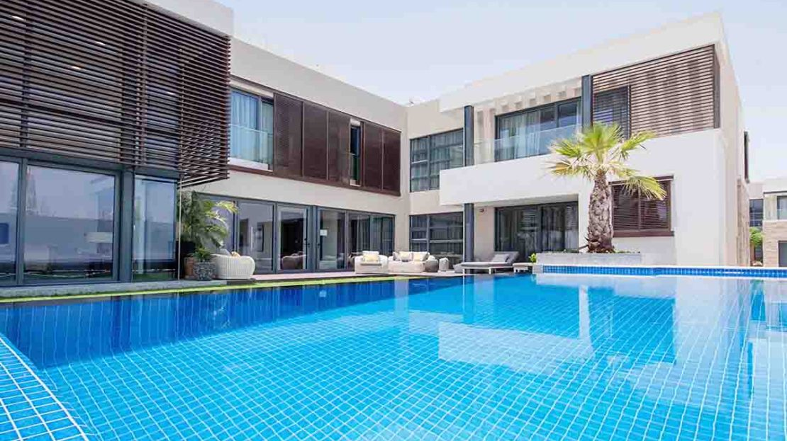 4 Bedroom villa Dubai Canal