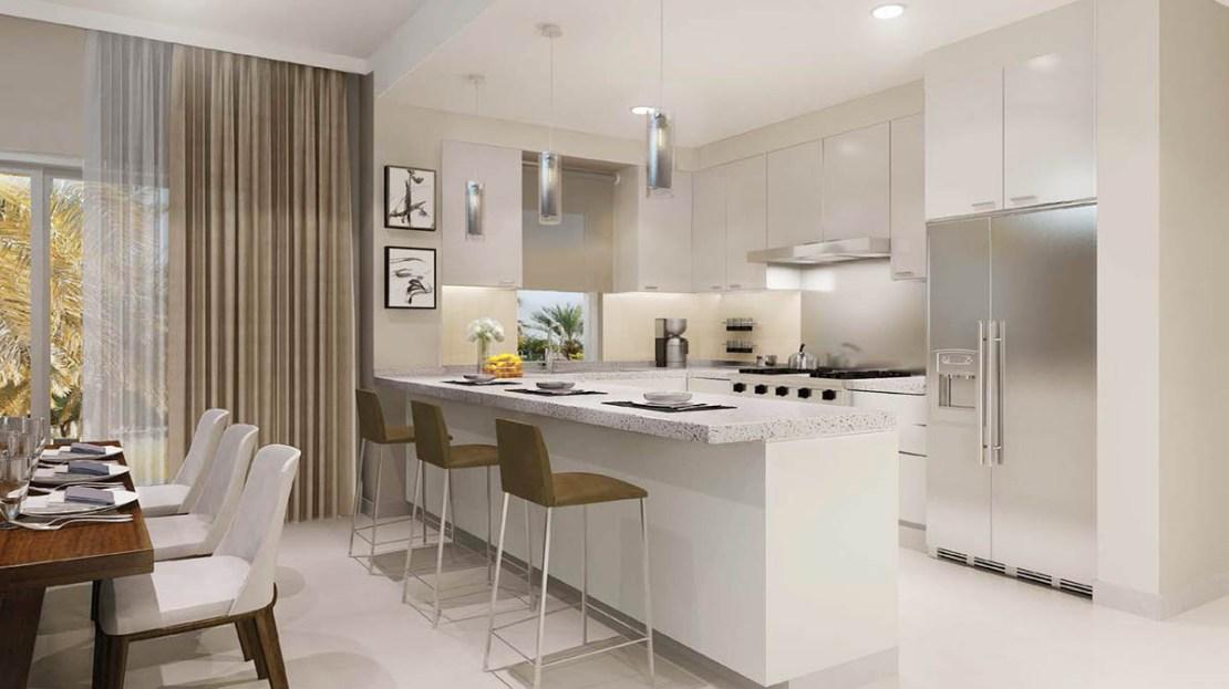dubai hills estate kitchen