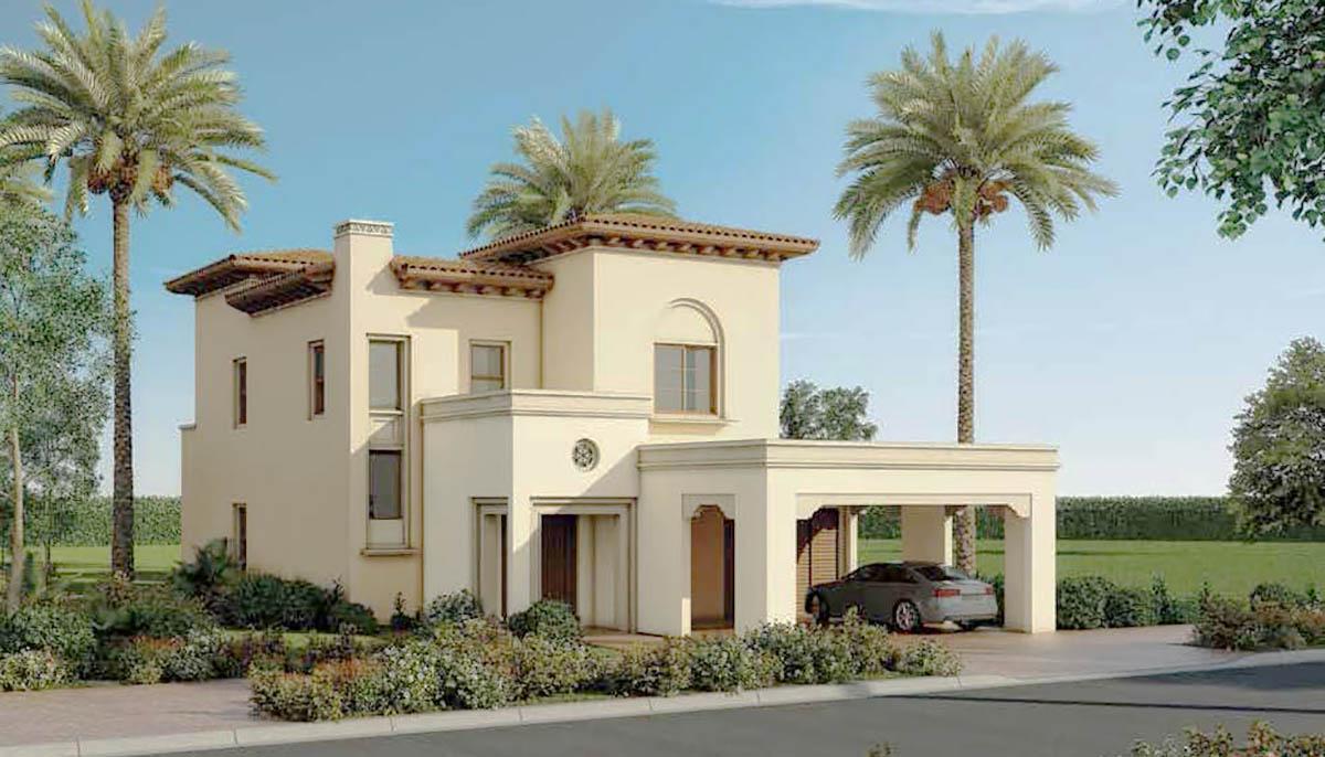 Palma 5 Bedroom Luxury Villa For Sale In Dubai Arabian