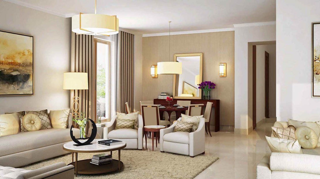 Lounge room of Casa