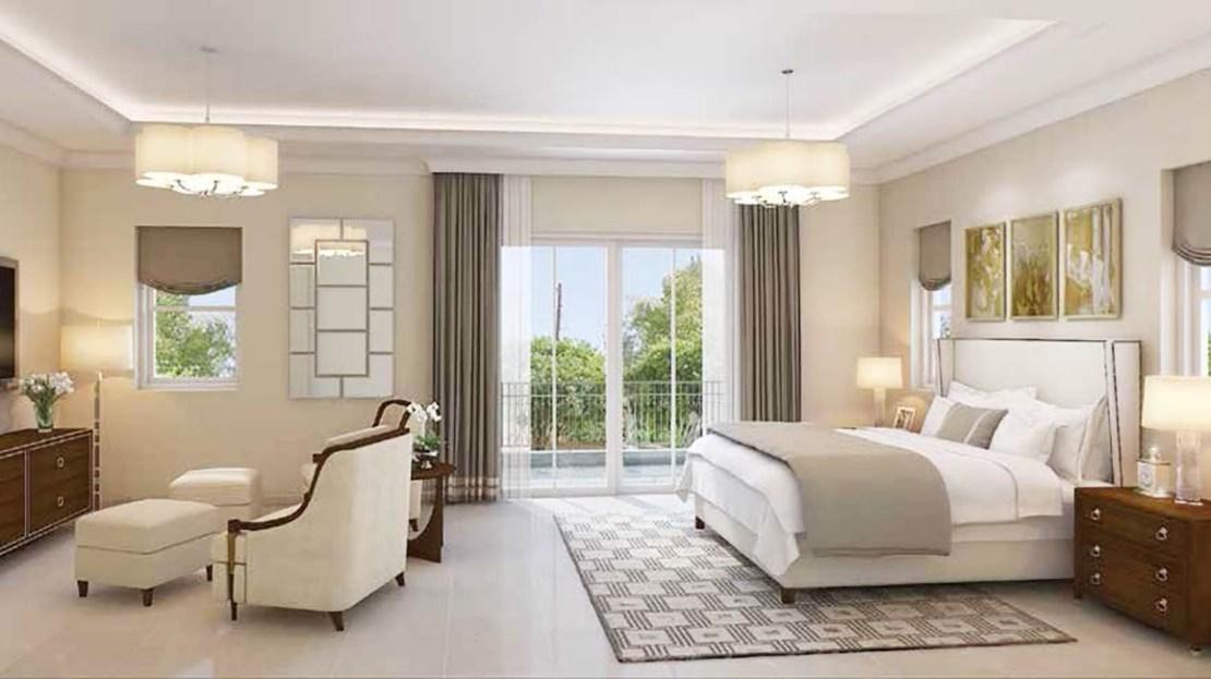 Master Bedroom of Aseel