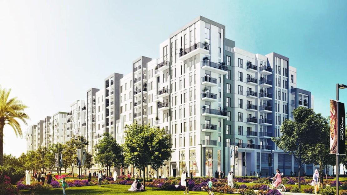 Hayat Boulevard 2A apartments