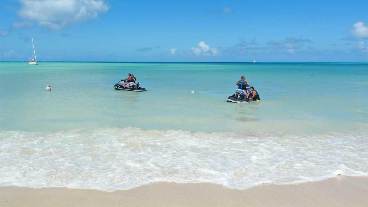 Antigua-jetski