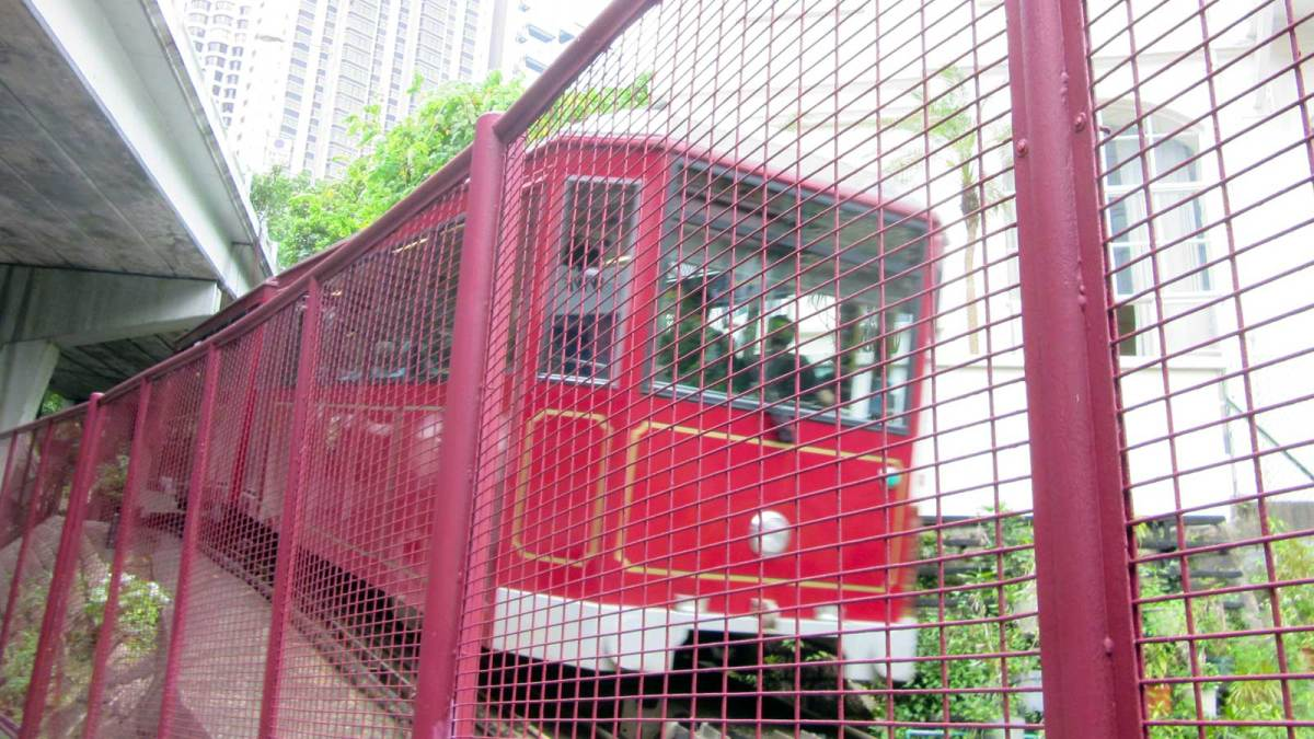 Hong-Kong-peak-tram