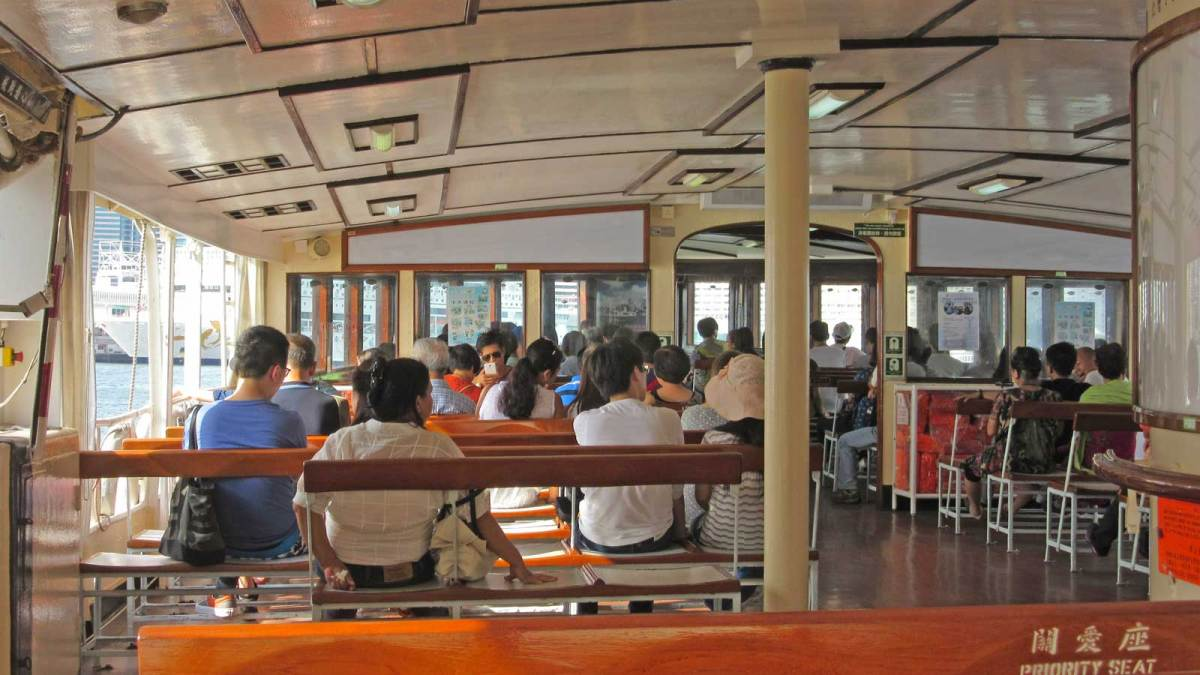 Hong-Kong-star-ferry-interior