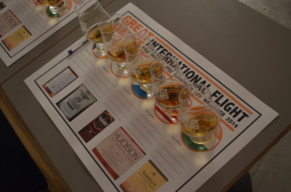 GreatDrams International Flight