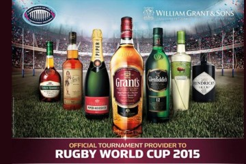 William Grant in World Cup deal