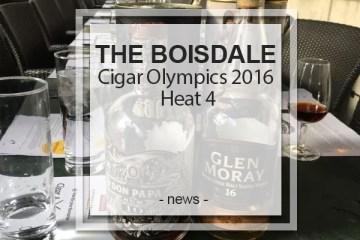 boisdale cigar olympics