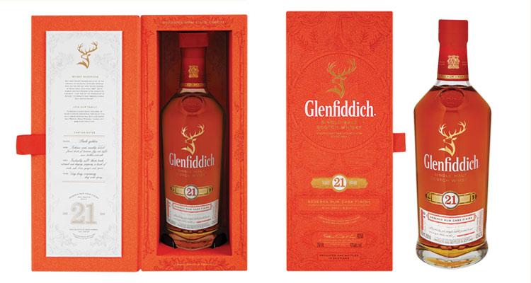 Glenfiddich 21
