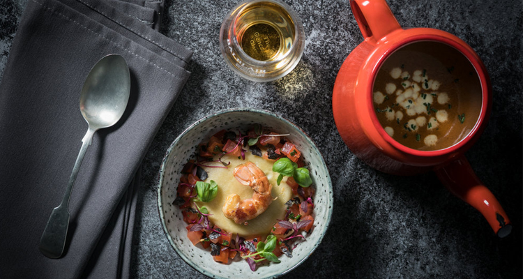 Food and Whisky Pairing